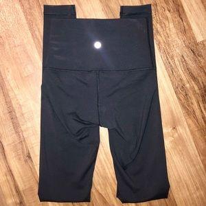Lululemon High Times Leggings Black 2
